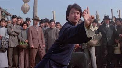 Jackie Chan in Drunken Master II