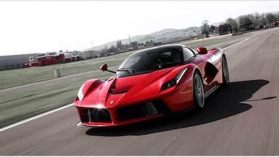Ferrari LeFarrari