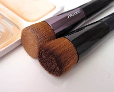 Shiseido Makeup Brushes (by Shiseido)
