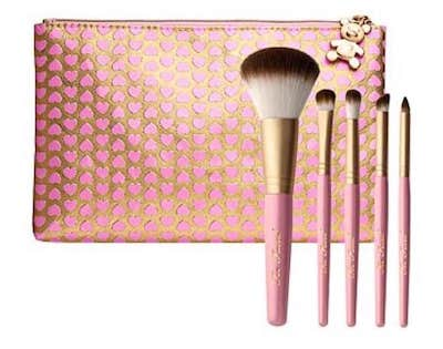 Pro-Essential Teddy Bear Hair Brush Set (by Too Faced)