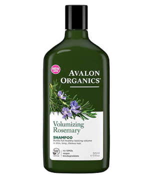 AVALON ORGANICS, Volumizing Rosemary Shampoo